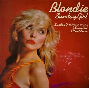 "Blondie ‎- Sunday Girl (12"")  (EX-/VG-EX)"